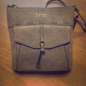Grey Nicole Miller bag